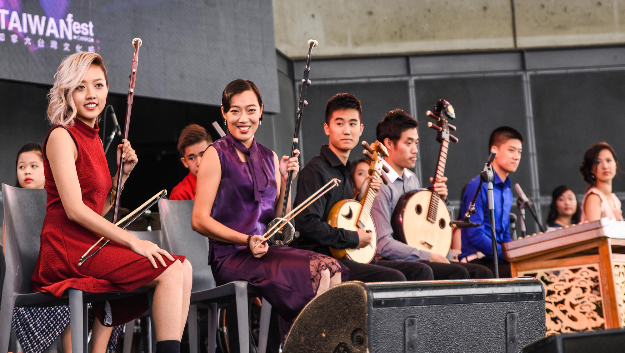 Performance Art - Ho Deng Music Ensemble