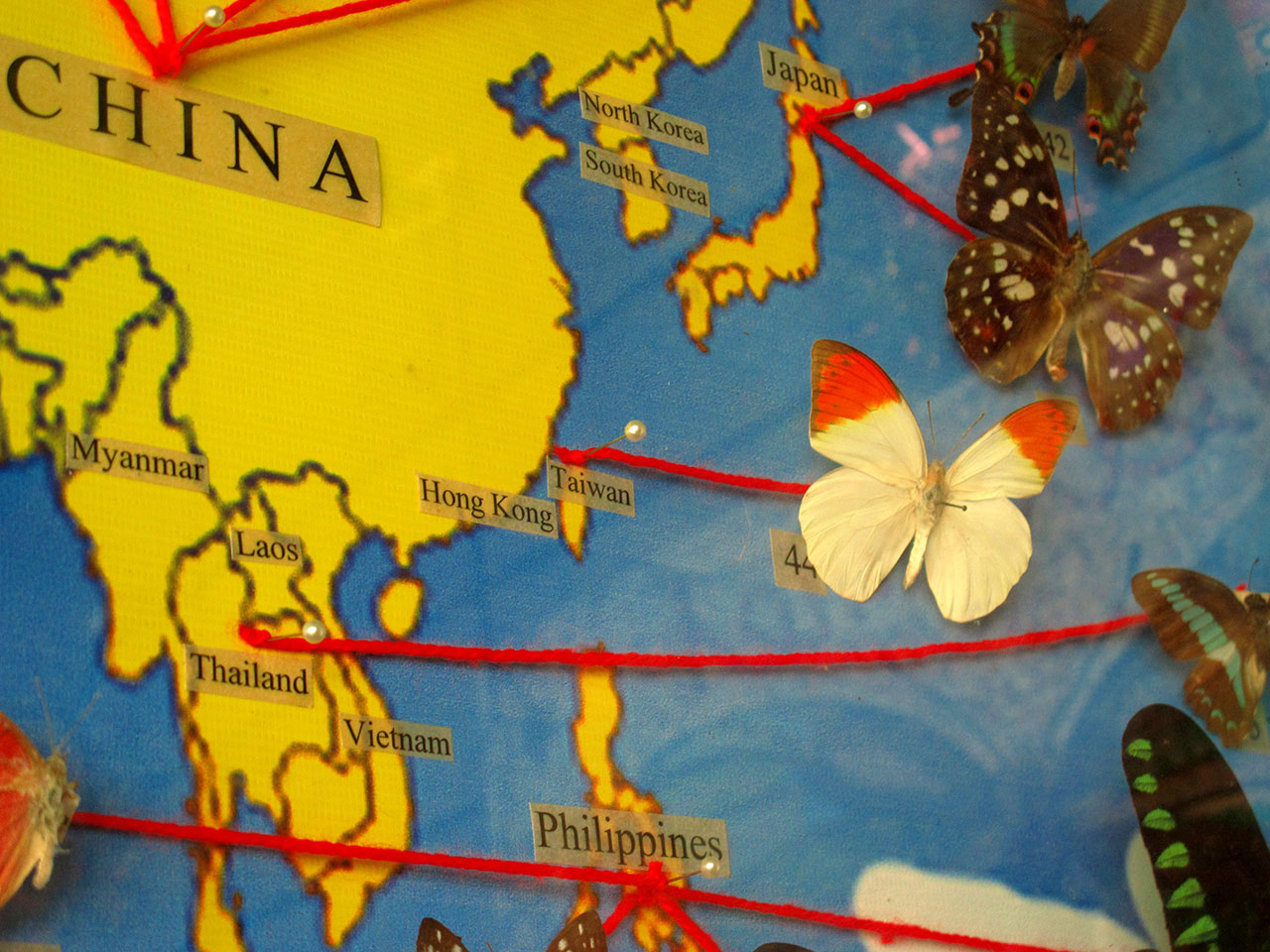 Taiwan and the Philippines – distant relatives? Or closer neighbours than it would appear?